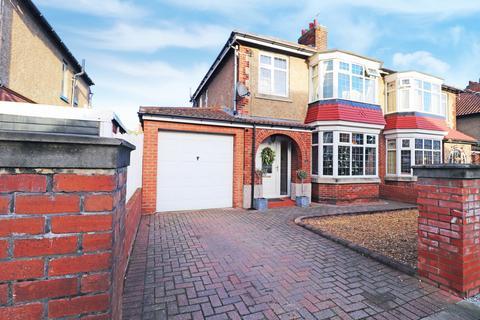 3 bedroom semi-detached house for sale - Rosedale Avenue, Hartlepool, TS26