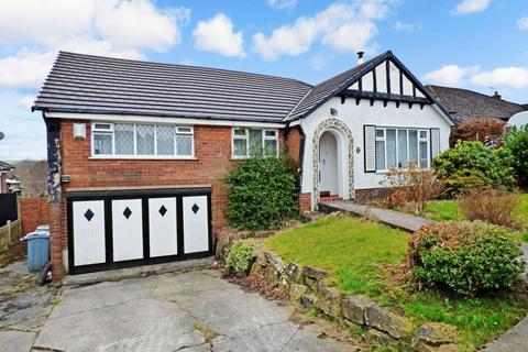 3 bedroom detached bungalow for sale - The Ridgeway, Disley, SK12