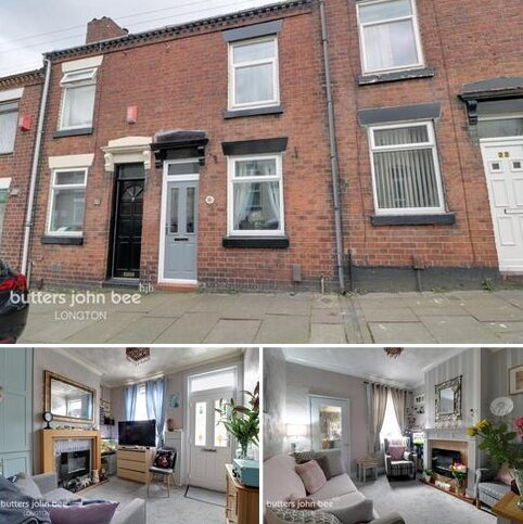 2 bedroom terraced house for sale - Derry Street, Stoke-On-Trent