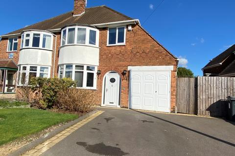3 bedroom semi-detached house for sale - Eastleigh Croft, Sutton Coldfield, B76 1JF