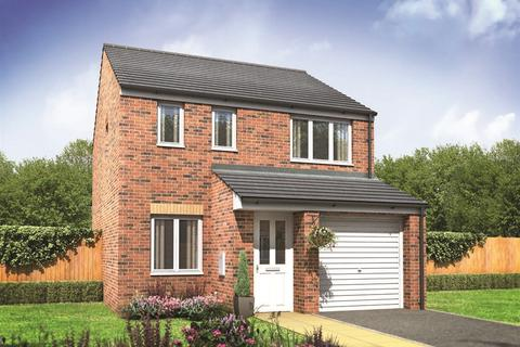 3 bedroom semi-detached house for sale - Plot 40, The Rufford  at Manor Grange, Great North Road, Micklefield LS25