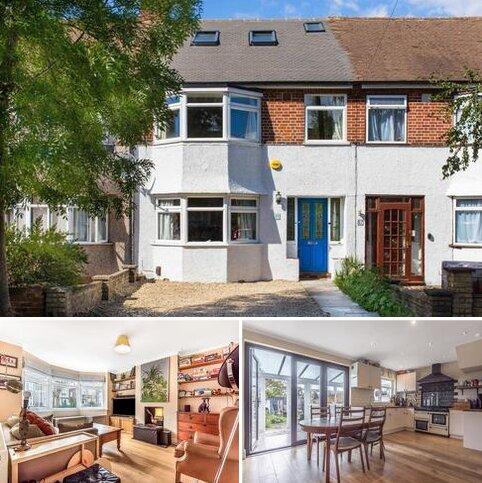 4 bedroom terraced house for sale - Leamington Avenue, Morden