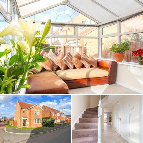 4 bedroom detached house for sale - Apsley Way, Ingleby Barwick, Stockton-on-Tees