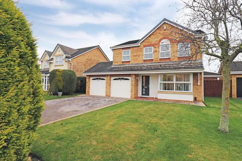 4 bedroom detached house for sale - Nightingale, Hartlepool, TS26