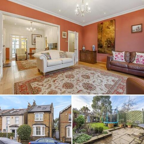 4 bedroom detached house for sale - Russell Road, Wimbledon