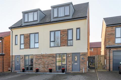 3 bedroom semi-detached house for sale - Ivy Close, Ellington, Northumberland, NE61