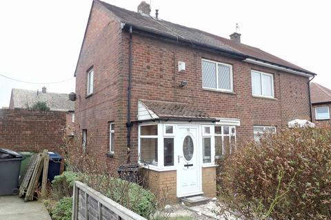 2 bedroom semi-detached house for sale - Wye Avenue, Calf Close, Jarrow, Tyne and Wear, NE32 4BZ