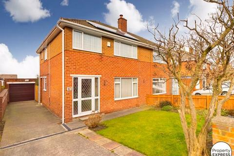 3 bedroom semi-detached house for sale - Guildford Road, Middlesbrough, North Yorkshire, TS6 0QA
