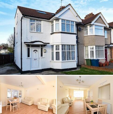 4 bedroom end of terrace house for sale - Harrow,  Middlesex,  HA3