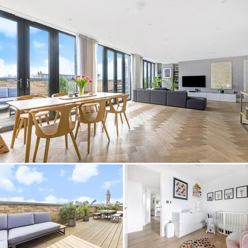 3 bedroom penthouse for sale - East Hill, Wandsworth