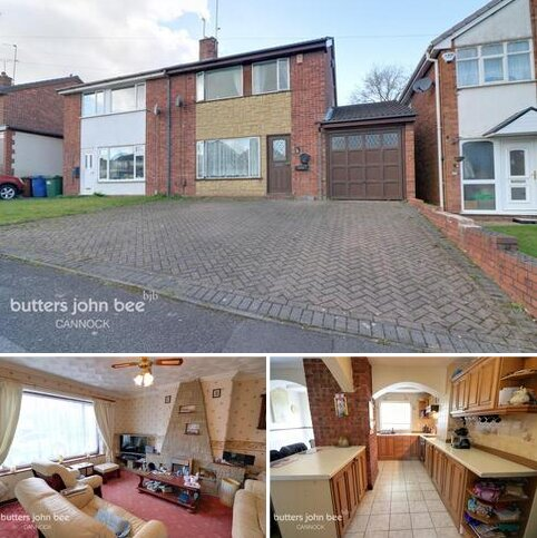 3 bedroom semi-detached house for sale - Thompson Road, RUGELEY