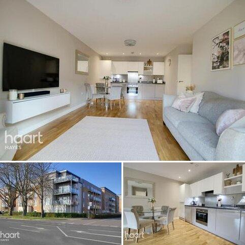 2 bedroom apartment for sale - Kew Apartments, 1 Wintergreen Boulevard, West Drayton