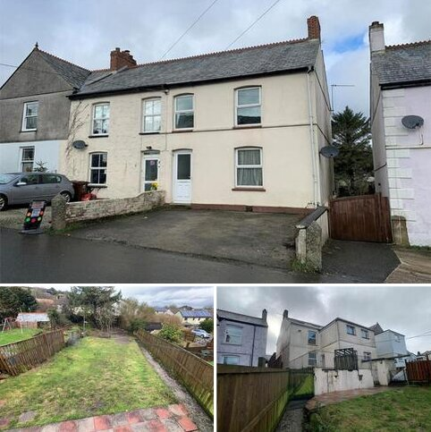 3 bedroom end of terrace house for sale - Hallaze Road, Penwithick, St Austell