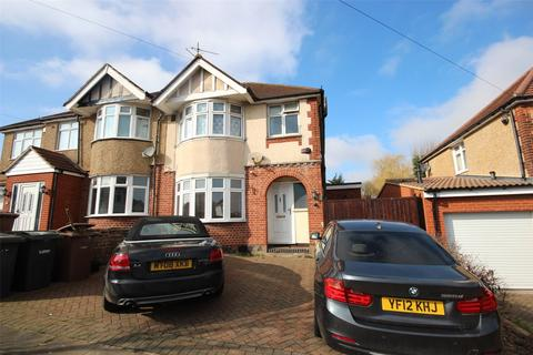 3 bedroom semi-detached house for sale - Bloomfield Avenue, Luton, Bedfordshire, LU2