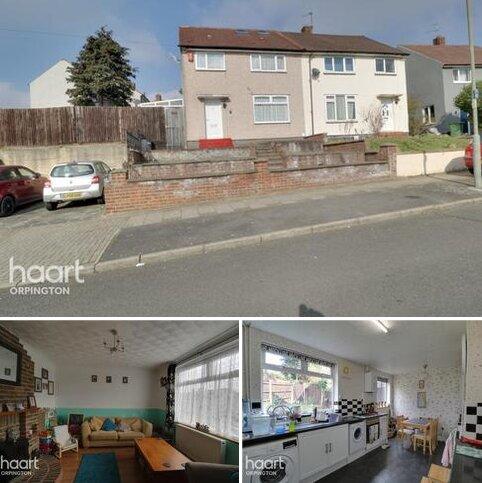 3 bedroom semi-detached house for sale - Ravenscourt Road, Orpington