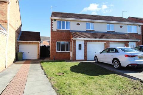 3 bedroom semi-detached house for sale - Methven Way, Northburn Edge, Cramlington