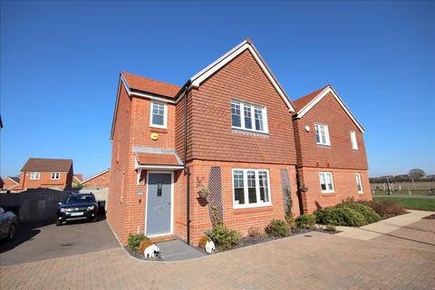 3 bedroom detached house for sale - Peony Grove, Worthing