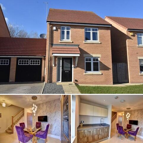 3 bedroom link detached house for sale - Colliery Mews Boldon Colliery