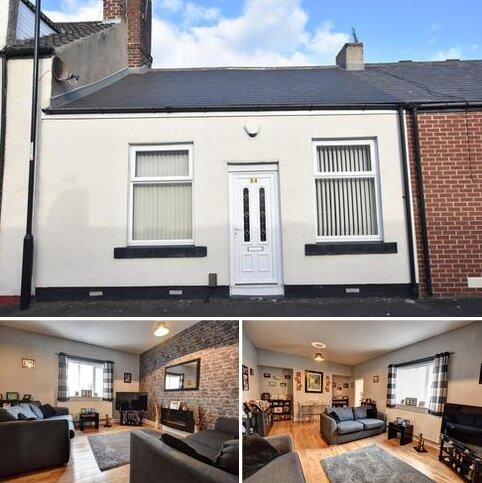 2 bedroom terraced bungalow for sale - Warwick Street, Monkwearmouth