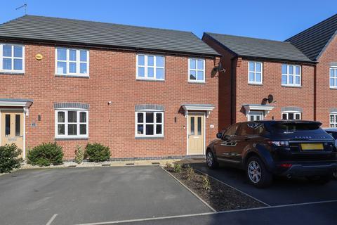 3 bedroom semi-detached house for sale - Burton Street, Wingerworth, Chesterfield