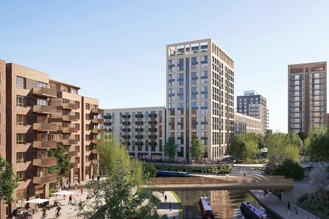 2 bedroom apartment for sale - The Lock, Greenford Quay, Greenford, UB6