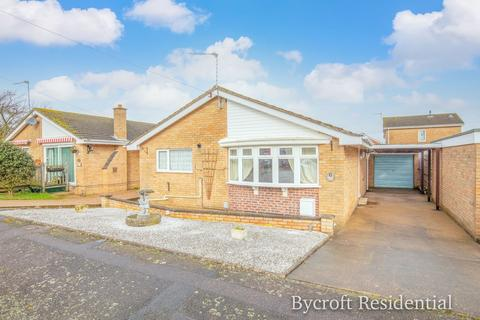 3 bedroom detached bungalow for sale - Linnet Close, Bradwell