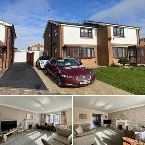 3 bedroom semi-detached house for sale - Bowgreave Close, Marton