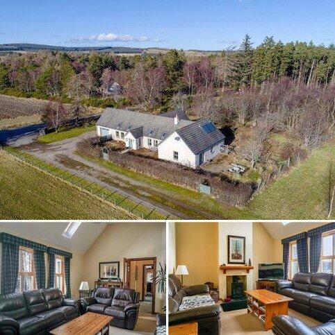 3 bedroom detached house for sale - Brooks Cottage, Craigellachie, Aberlour, Moray, AB38