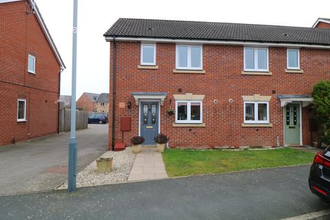 2 bedroom end of terrace house to rent - Penney Lane, Warwick