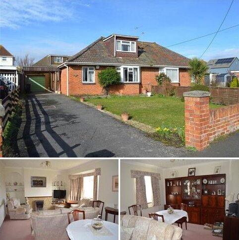 3 bedroom semi-detached bungalow for sale - Margaret Crescent, Burnham-on-Sea, TA8