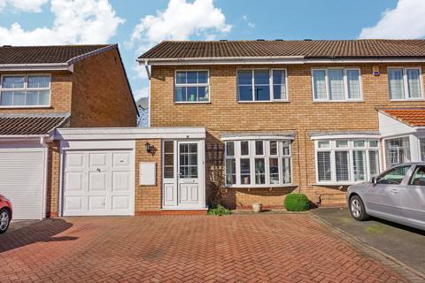 3 bedroom semi-detached house for sale - Denegate Close, Minworth