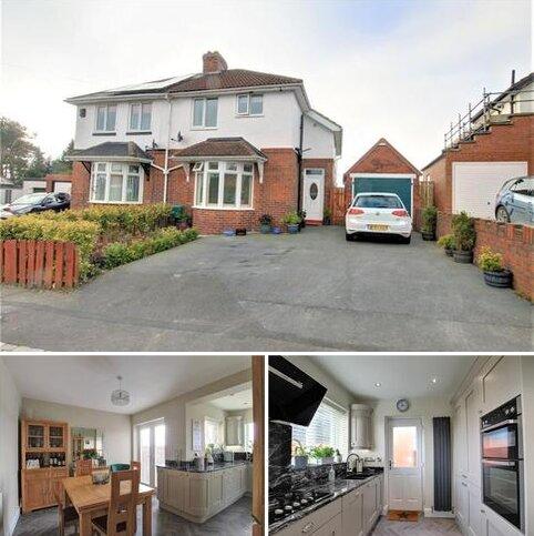 3 bedroom semi-detached house for sale - Villa Real Estate, Consett, DH8