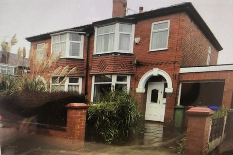 3 bedroom semi-detached house to rent - Dorlan Avenue, Manchester