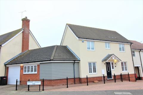 3 bedroom link detached house for sale - Wilkin Drive, Tiptree, COLCHESTER, Essex