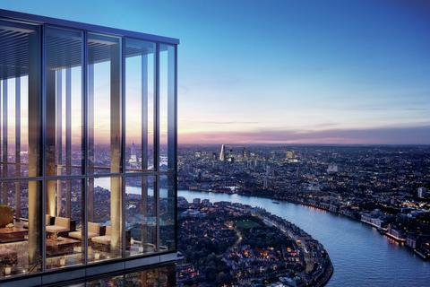 1 bedroom apartment for sale - Landmark Pinnacle, Canary Wharf, E14