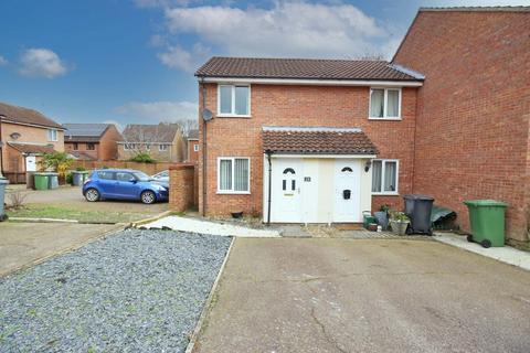 1 bedroom end of terrace house for sale - Peddars Way, Taverham