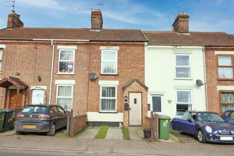 3 bedroom terraced house for sale - Station Cottages, Beccles Road