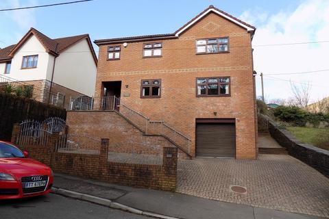 4 bedroom detached house for sale - Shady Road, Gelli, Pentre, Rhondda Cynon Taff. CF41 7UG