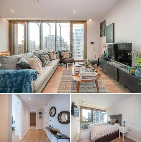 2 bedroom apartment to rent - Tapestry Apartments, 1 Canal Reach, N1C