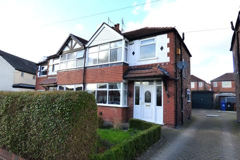 3 bedroom semi-detached house for sale - Woodlands Drive, Offerton, Stockport, SK2 5AJ
