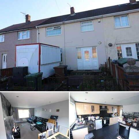 3 bedroom terraced house for sale - Marian Way, Bootle
