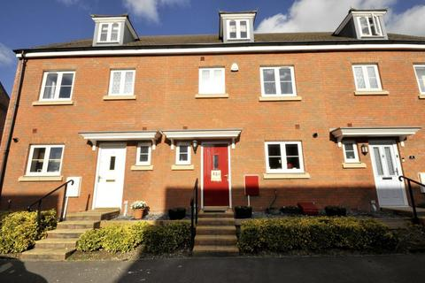 4 bedroom terraced house for sale - Anson Avenue, Calne, Wiltshire, SN11 8FU