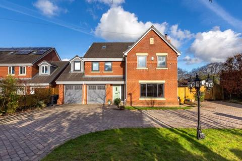 5 bedroom detached house for sale - Mossy Lea Road, Wrightington, WN6 9RN