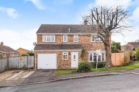4 bedroom detached house for sale - Biddel Springs, Highworth, Wiltshire, SN6
