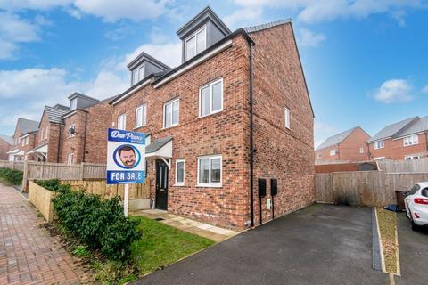 3 bedroom semi-detached house for sale - Brandling Crescent, Leeds
