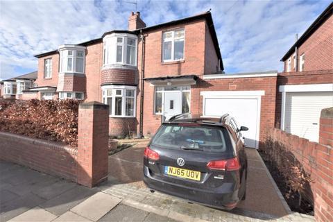 3 bedroom semi-detached house for sale - Newton Road, High Heaton