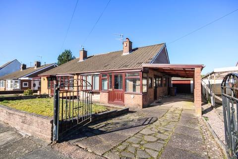 2 bedroom semi-detached bungalow for sale - Trentway Close, Bucknall, Stoke-On-Trent