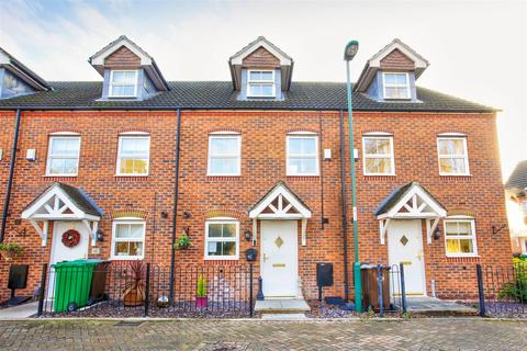 3 bedroom townhouse for sale - Rowans Crescent, Nottingham