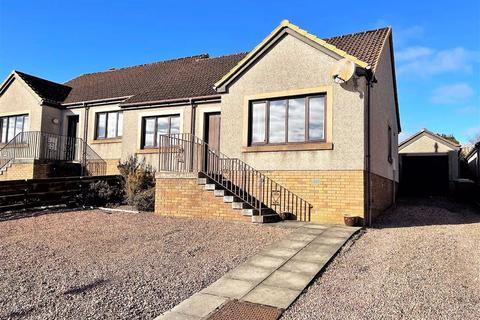 2 bedroom semi-detached bungalow for sale - 15, Holly Park, Cupar, Fife, KY15
