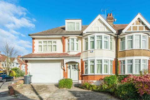 5 bedroom semi-detached house to rent - Winton Avenue, New Southgate